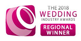 The 2018 Wedding Industry Awards - Regional Winner - Wedding Venue Lighting